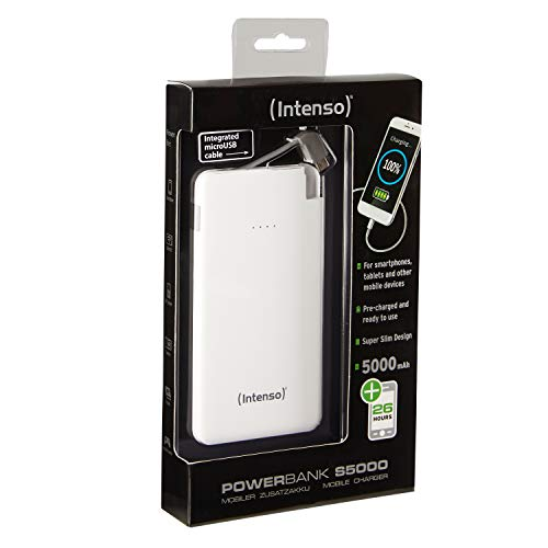 INT POWERBANK Slim 5000 WH