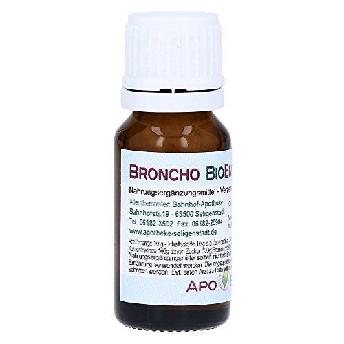 Broncho-BioEnerg Globuli mit Vitamin A - 10 g - aus deutscher Traditionsapotheke
