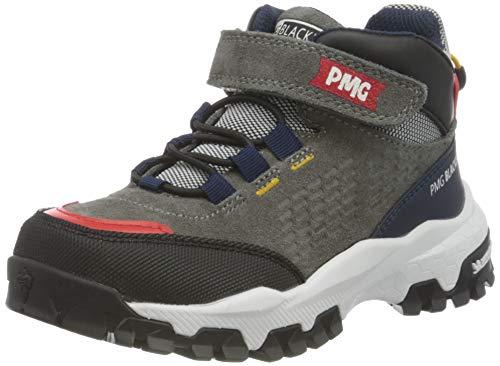 PRIMIGI PWK 64229 Sneaker, Grigio Nero, 31 EU