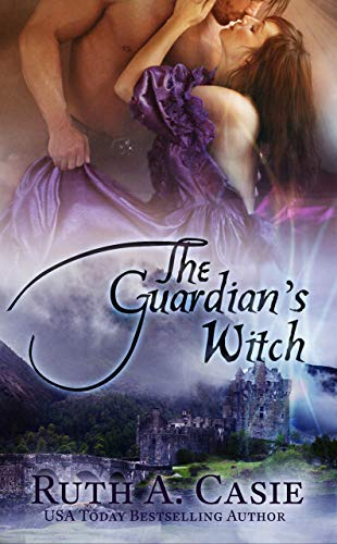 The Guardian's Witch (The Stelton Legacy) (English Edition)