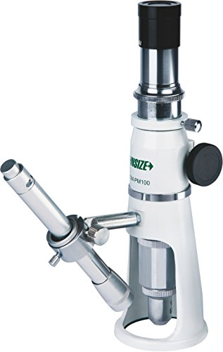 INSIZE ISM-PM50 PORTABLE MEASURING MICROSCOPE, 50X