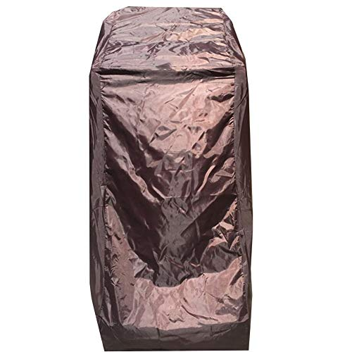 Housse de Protection Anti-poussière pour Tapis de Course Housse Anti-Pluie pour Maison Protection Solaire Universelle Tissu Oxford (Taille 3) Poussière d'isolement