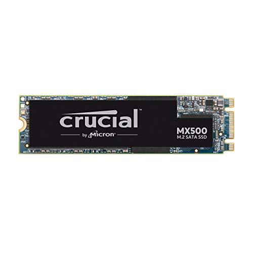 Crucial SSD M.2 500GB MX500シリーズ SATA3.0 Type 2280SS CT500MX500SSD4/JP