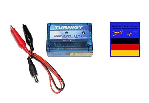 Turnigy 12V Balancer Ladegerät ultra Compact Charger Lipo Akku Ladegerät für RC Akku und Batterien von Modellbau Eibl ®