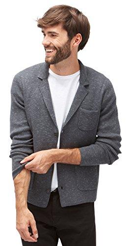 Tom Tailor Sweat Sakko cyber grey, Größe:XL