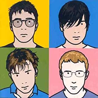 The Best of Blur by Blur (2012-01-01)