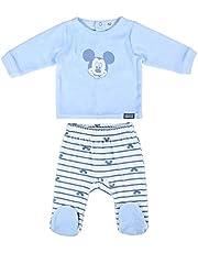 Cerdá - Polaina de Bebé de Mickey - Licencia Oficial Disney