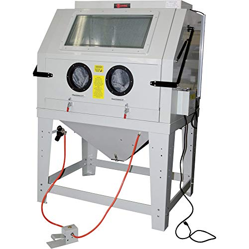 Allsource Monster Abrasive Blast Cabinet - 46in. Model Number 41800