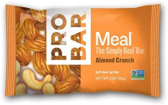 product image for Probar Meal Bar - Organic - Almond Crunch - 3 oz - Case of 12 by Probar