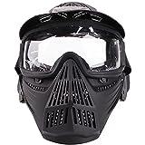 Senmortar Full Face Mask Airsoft Masks Tactical...