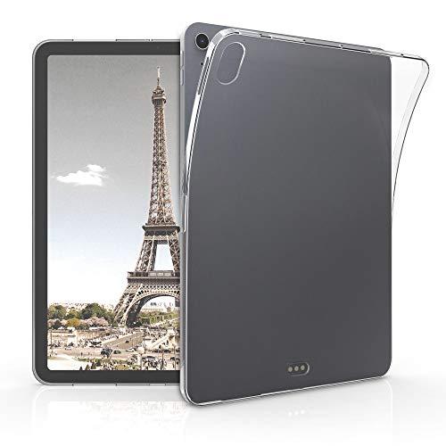kwmobile Hülle kompatibel mit Apple iPad Air 4 (2020) - Silikon Tablet Cover Case Schutzhülle Transparent