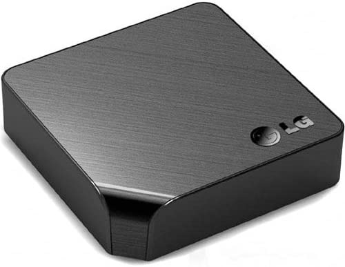LG ST600 Smart TV Upgrader with Digital Streaming and Internet Services (2011 Model) (Renewed)