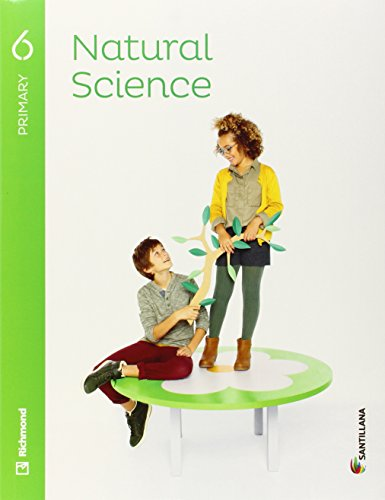 NATURAL SCIENCE 6 PRIMARY STUDENT'S BOOK + AUDIO - 9788468028842