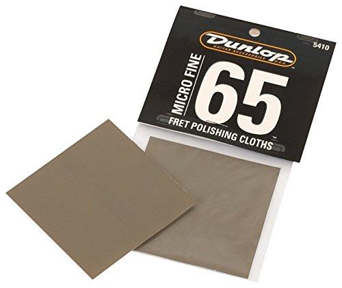 Dunlop 5410 Packung mit 2 Mikrofaser-Fretting-Tüchern