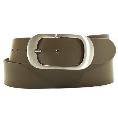 Esprit Mujer Cinturón Jenny Belt verde 103ea1s032de e386Jeans piel Cinturón JENAS Cinturón de piel Cinturón 100cm