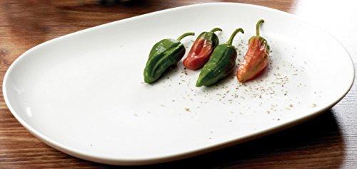 Platte oval 32cm Cucina basics
