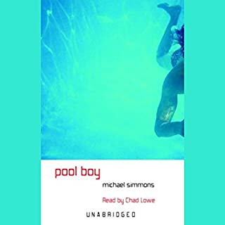 Pool Boy audiobook cover art