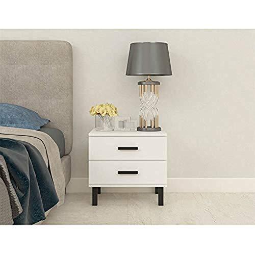 TXXM® Herstellung Nachttisch Nacht Beistelltisch Form einfach und haltbar und praktisch (Größe: 48 × 39 × 45cm) Praktische Möbel (Size : 48×39×45cm)