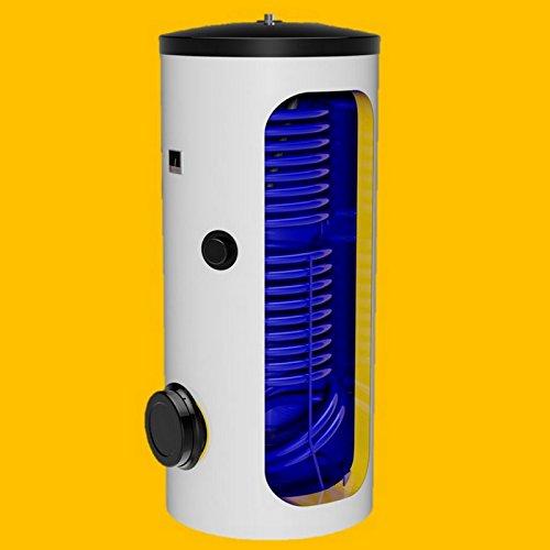 300 Liter elektrischer Kombi Warmwasserspeicher 3-6 kW incl. 2 Wärmetauscher ABVERKAUF