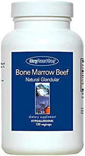 Bone Marrow Beef Glandular Nutricology (Allergy Research) 100 VCaps