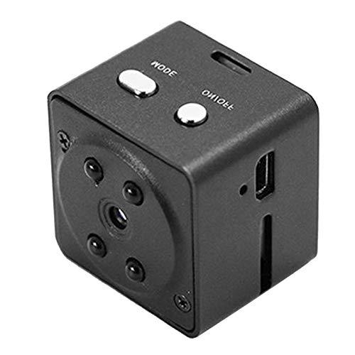 IPOTCH Mini cámara de seguridad inalámbrica detección de movimiento cámara de seguridad Nanny Cam grabación de vídeo