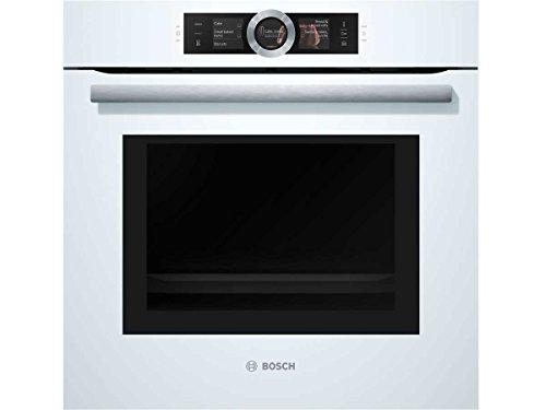 Bosch HNG6764W6 Serie 8 Backofen Elektro / A / 67 L / Pyrolyse-Selbstreinigung / PerfectRoast & PerfectBake / HomeConnect / weiß
