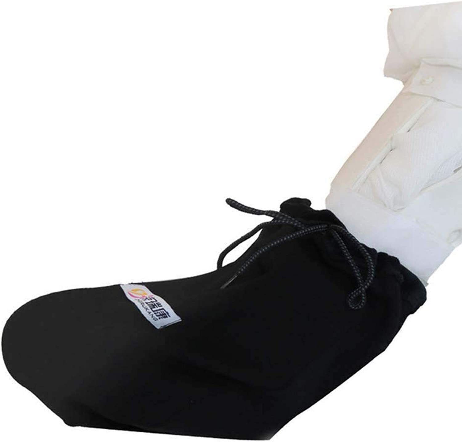 Bone Fracture Warm Sock Foot Predector Covers for Wearing in Plaster Breathable and Suitable Sock(2pcs)