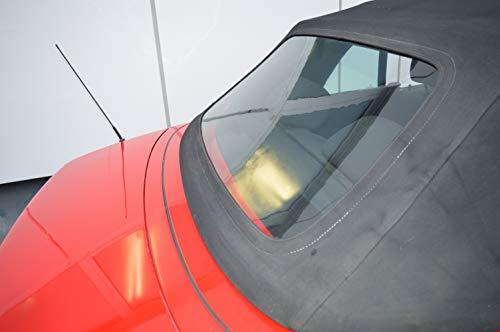 BMW E36 Cabrio Heckscheibe mit Reißverschluss