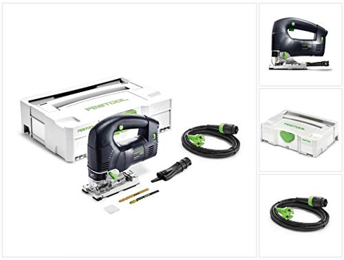 AKTION: Festool Pendelstichsäge PSB 300 EQ-Plus TRION - 576627 + gratis 25-teiliges Stichsägeblattsortiment