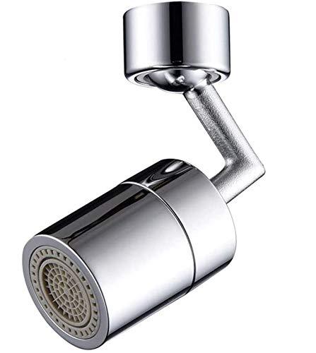 Universal Splash Filter Wasserhahn 720 ° Beweglichen Küche Wasserhahn, spray Kopf Anti Splash Filter Wasserhahn Beweglichen Bequem zu Waschen Sie Ihr Gesicht und Gurgeln