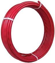 SharkBite U860R300 PEX Pipe 1/2 Inch, Flexible Water Tube, Pot, 300-Foot, Red