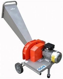 DORMAK SH 40 E - Triturador eléctrico (2500 W, diámetro 4 cm)