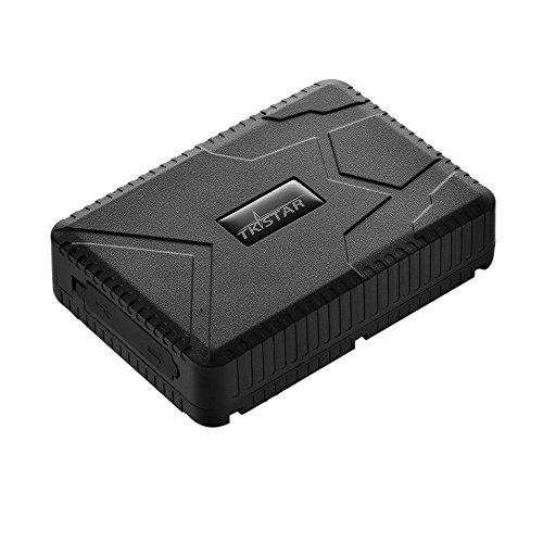 KUCE Localizador de rastreador GPS Vehículo de rastreador en Tiempo Real 10000mAh...