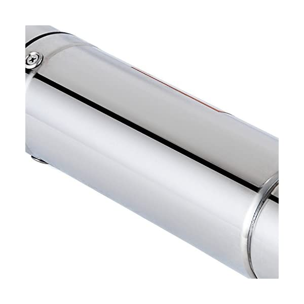 Cueffer Bomba para Pozos 220V 0.25KW Bomba de Agua Sumergible 250W Bomba de Pozos Profundos 80m 1020L / H Deep Well Pump…