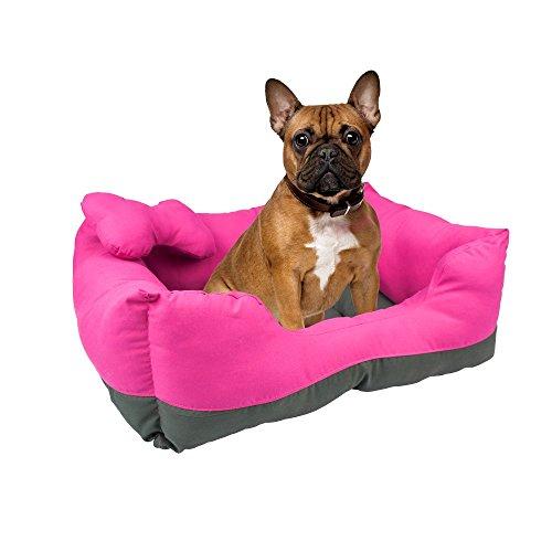 Cama Para Perro Grande Rosa marca Perfect Sense