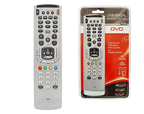 Yantai - Mando a distancia universal para reproductor de DVD, grabadora de...