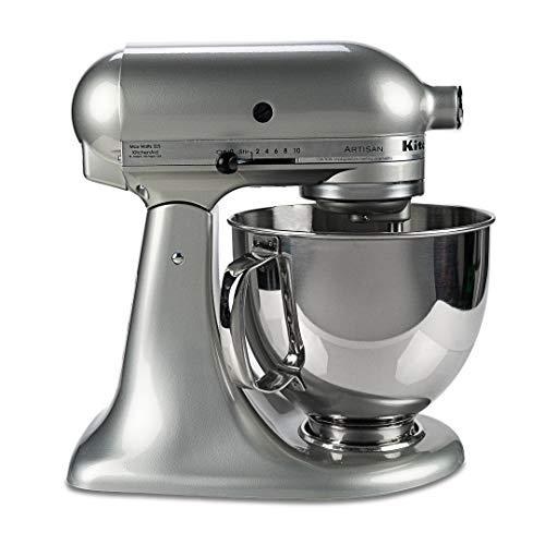 KitchenAid Refurbished Artisan 5 Qt. Tilt Head Stand Mixer - RRK150SR Sugar Pearl