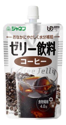 ジャネフ ゼリー飲料 コーヒー 100g×8個 【区分4:かまなくてよい】
