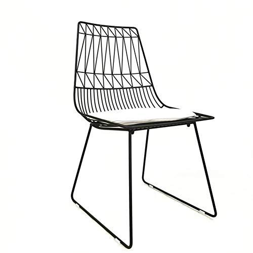 Silla Wire Chair Hueco Hierro