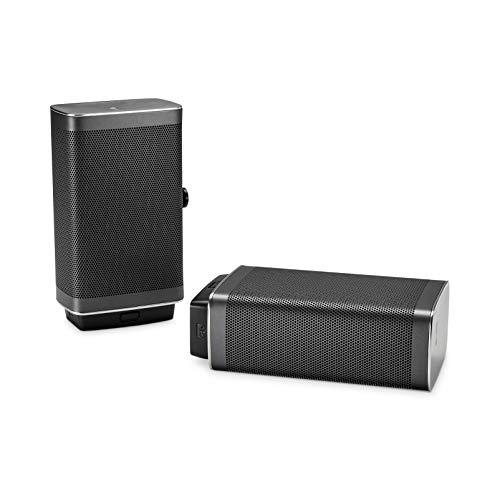 JBL Bar 5.1 4K Ultra HD 5.1-Channel Soundbar with True Wireless Surround Speakers, Black (JBLBAR51BLK)