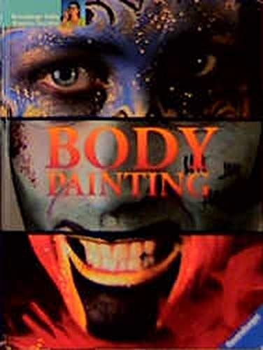 Bodypainting. Fantastische Gesichter - verzauberte Haut