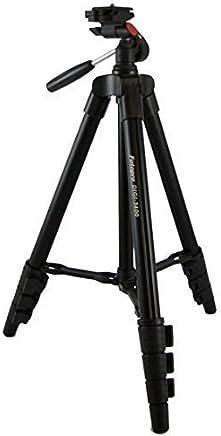 Tripé Compacto Leve Só 550gr P/Cameras Canon Nikon Sony DSLR Mirrorless