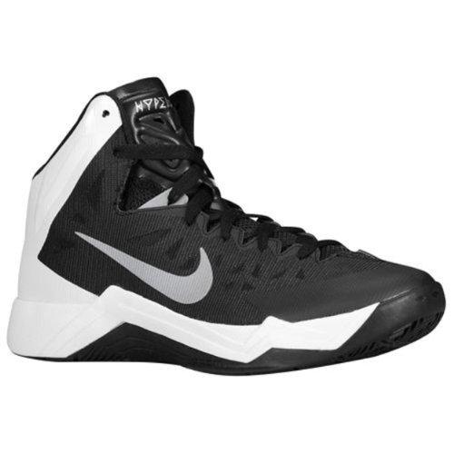 Nike Hyper Quickness Women's Basketball Shoe (A100, Black/White)