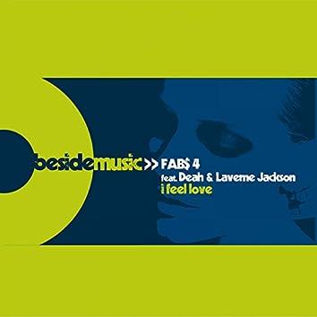 I Feel Love (feat. Deah, Laverne Jackson)