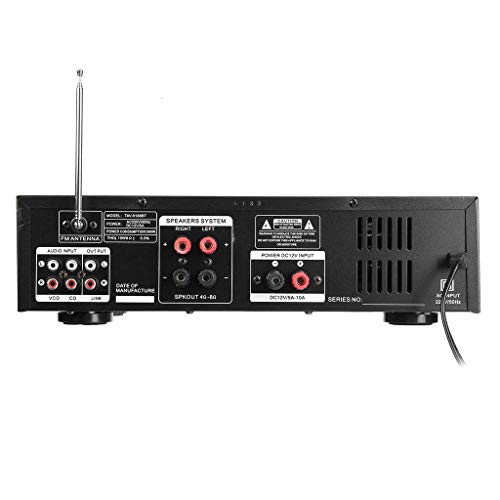 Check Out This TPSKY Audio Receiver Audio Power Amplifier High Power Wireless Bluetooth Amplifie