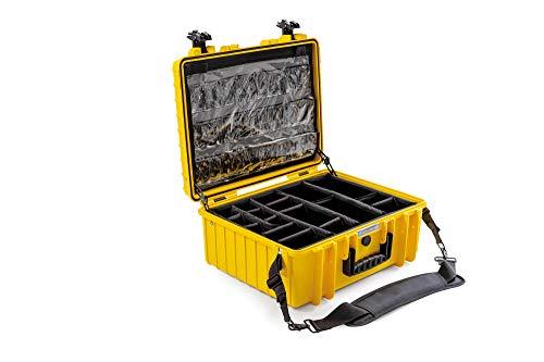 B&W outdoor.cases Typ 6000 Erste Hilfe Koffer / Notfallkoffer – Das Original