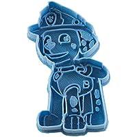 Cuticuter Paw Patrol Marshall Cortador de Galletas, Azul, 8x7x1.5 cm