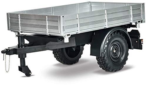 CARSON 500907319 - 1:12 Anhänger für Unimog U300, RC Unimog, Zubehör, Modellbau