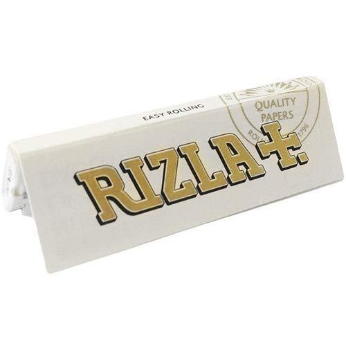 Preisvergleich Produktbild RIZLA CF 50 Federmäppchen weiß CORTINA