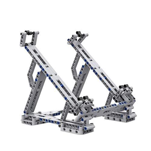 WEERUN - Supporto per display per Lego Star Wars Millenium Falcon, 223 pezzi con supporto elastico di bloccaggio display per Lego 75257 (supporto incluso, non include kit Lego)